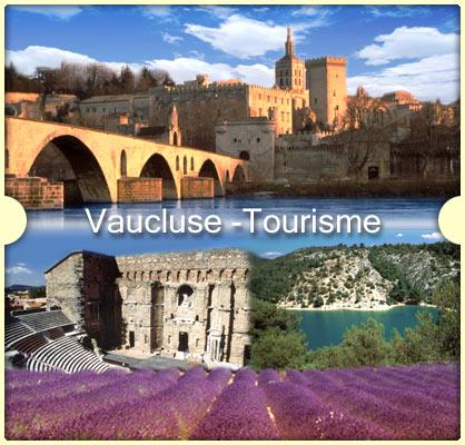 vaucluse touristique